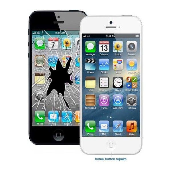 How to Repair a Broken Apple iPhone LCD Screen