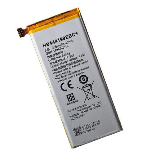 Original Honor 4C battery replacement 2550mAh