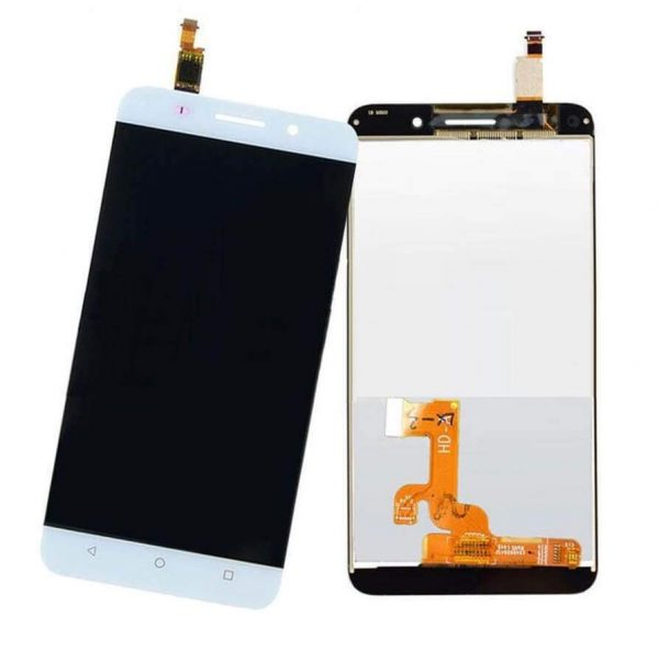 Honor 4X Display with Touch Screen Combo Replacement-White