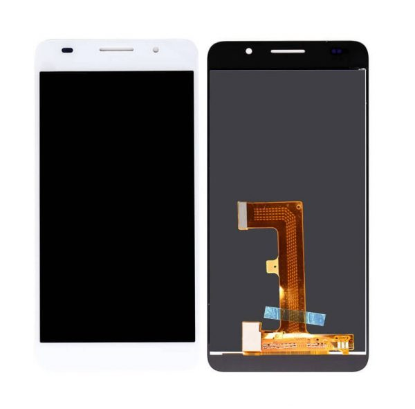 Honor 6 Display with Touch Screen Combo Replacement-White