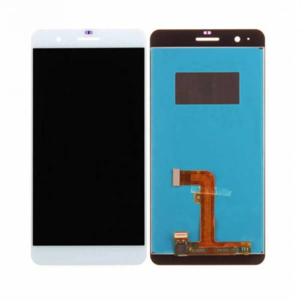 Honor 6 Plus Display with Touch Screen Combo Replacement-White