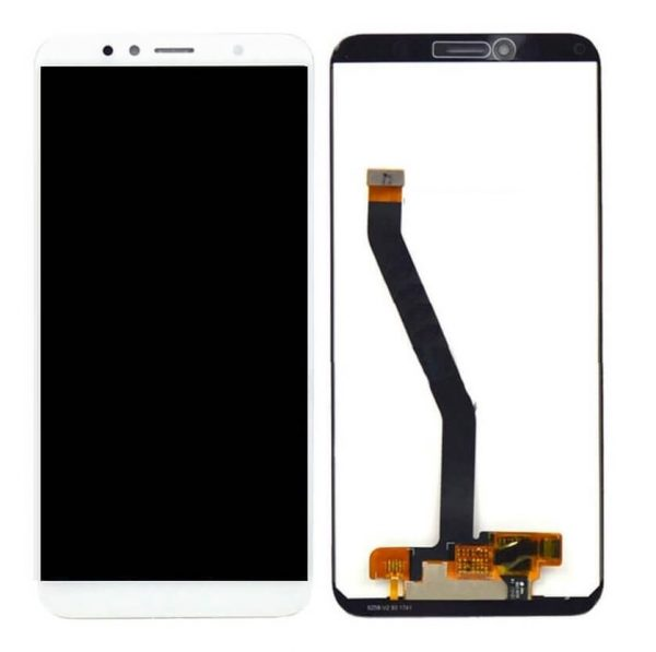Honor 7A Display with Touch Screen Combo Replacement-White