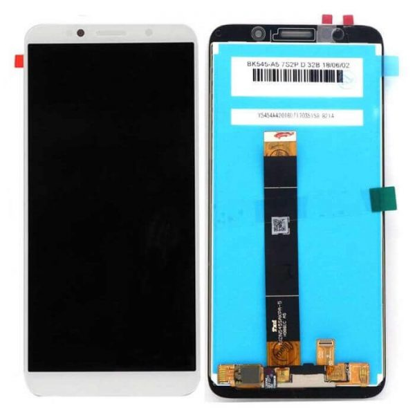 Honor 7S Display with Touch Screen Combo Replacement-White