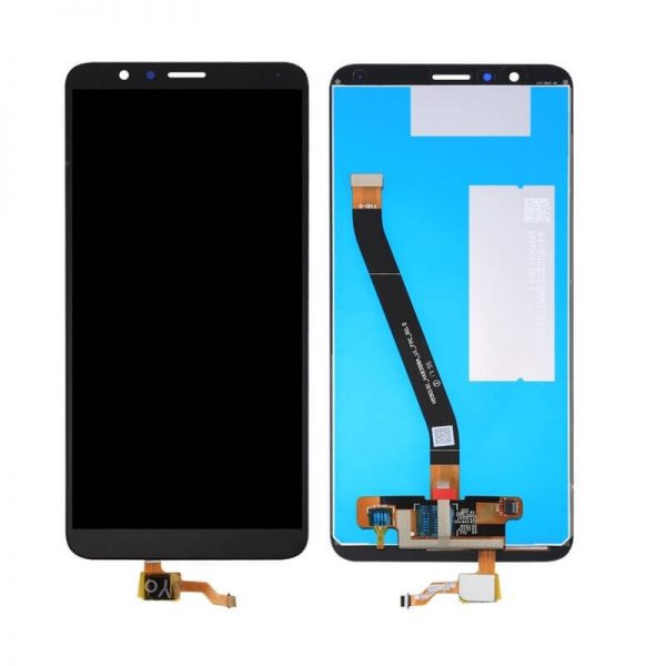 Honor 7X Display with Touch Screen Combo Replacement-Black