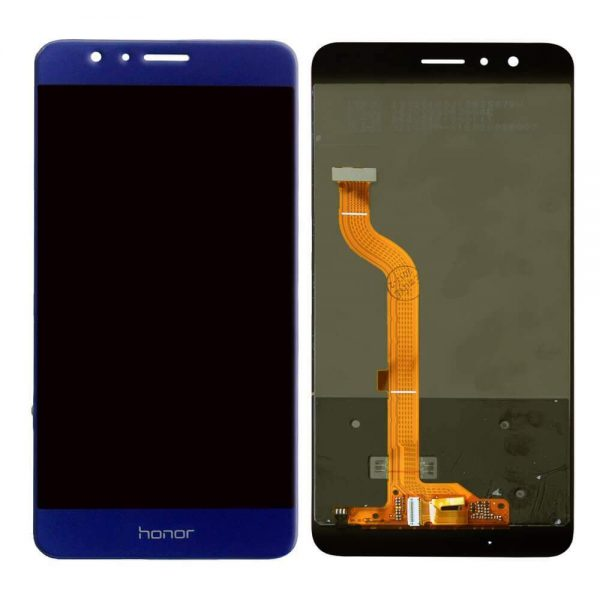 Honor 8 Display with Touch Screen Combo Replacement-Blue
