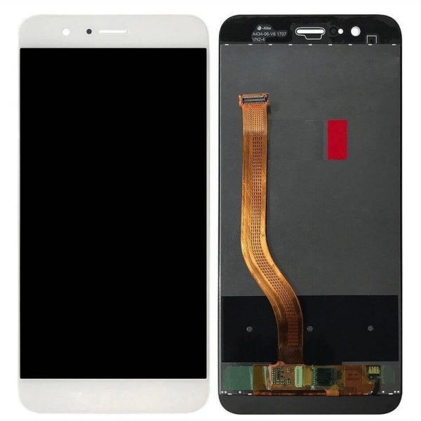 Honor 8 Pro Display with Touch Screen Combo Replacement-White