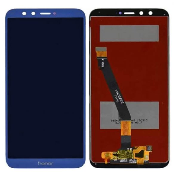 Honor 9 Lite Display with Touch Screen Combo Replacement-Blue