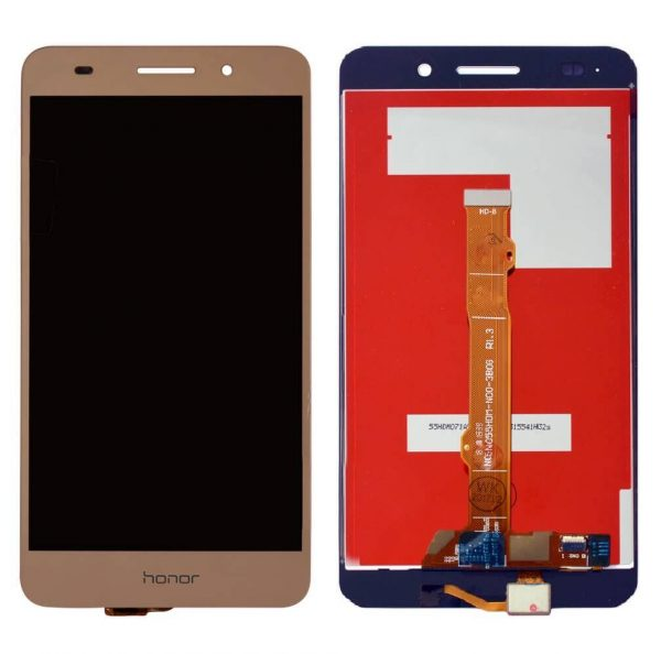 Honor Holly 3 Display with Touch Screen Combo Replacement-Gold