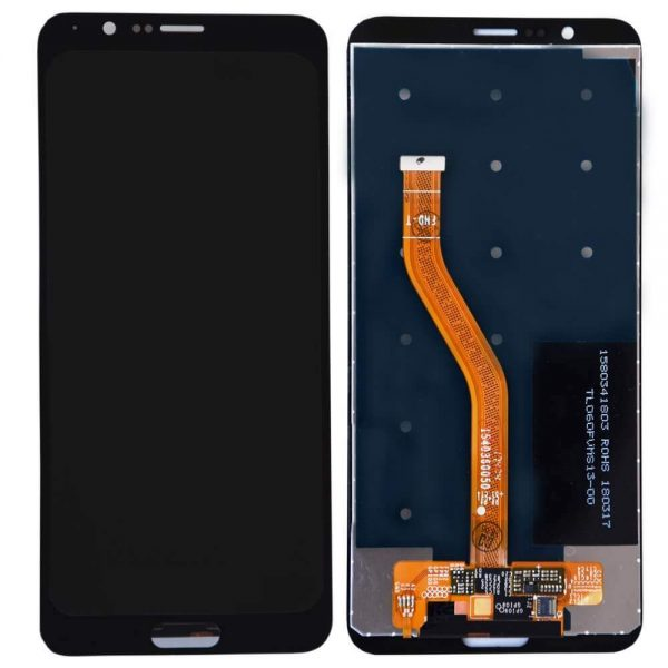 Honor View 10 Display with Touch Screen Combo Replacement-Black