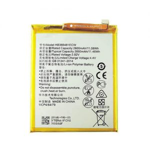Original Huawei P9 Battery Replacement 3000mAh