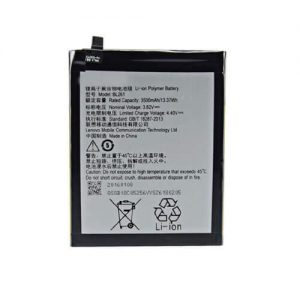 Original Lenovo K5 Note Battery Replacement BL261 3500mAh