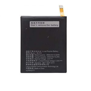 Original Lenovo Vibe P1 M Battery Replacement BL234 4000mAh