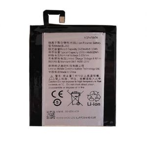 Original Lenovo Vibe S1 Battery Replacement BL250 2420mAh