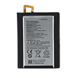 Original Lenovo Vibe S1 Lite Battery Replacement BL260 2700mAh