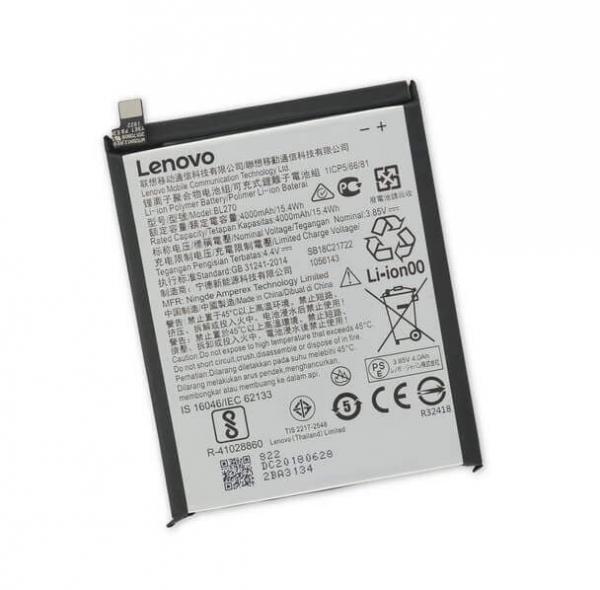 Original Moto E5 Battery Replacement BL270