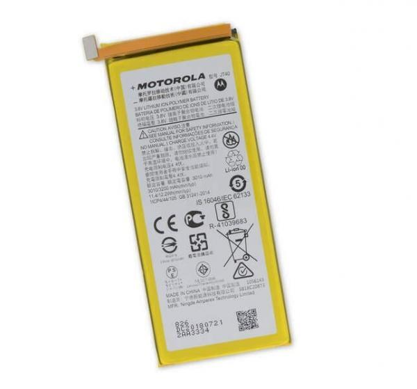 Original Moto G6 Plus Battery Replacement JT40
