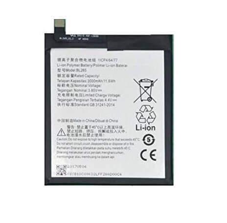 Original Moto M Battery Replacement BL-265
