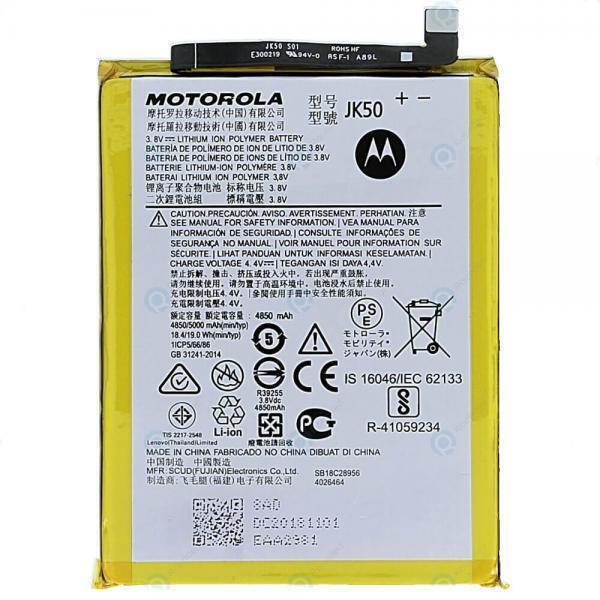 Original Moto One Power Battery Replacement JK50