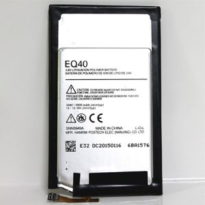 Original Motorola Moto Droid Turbo Battery Replacement 3900mAh EQ40