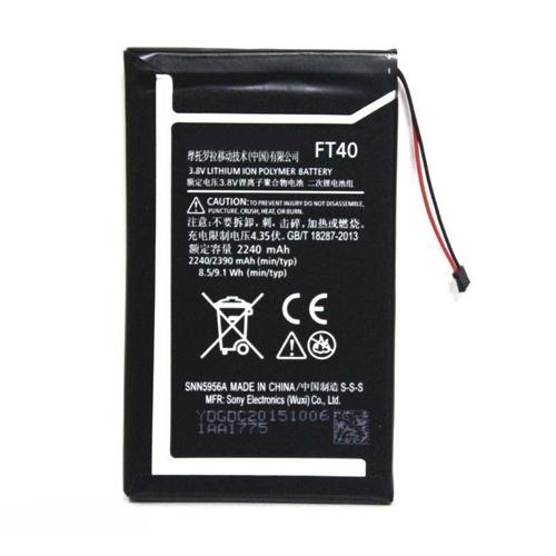 Original Motorola Moto E2 4G Battery Replacement 2390mAh FT40
