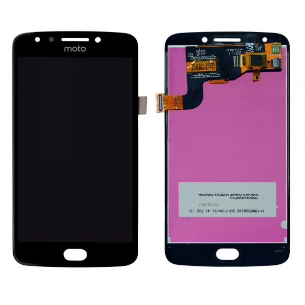 Motorola Moto E4 Display and Touch Screen Replacement