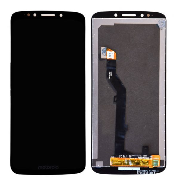 Motorola Moto E5 Display and Touch Screen Replacement
