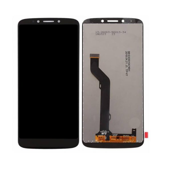 Motorola Moto E5 Plus Display and Touch Screen Replacement