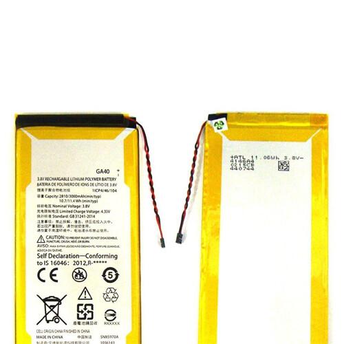 Original Motorola Moto G4 Play Battery Replacement 2800mAh GA40