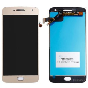 Original Quality Display with Touch Screen for Motorola Moto G5S – XT1795