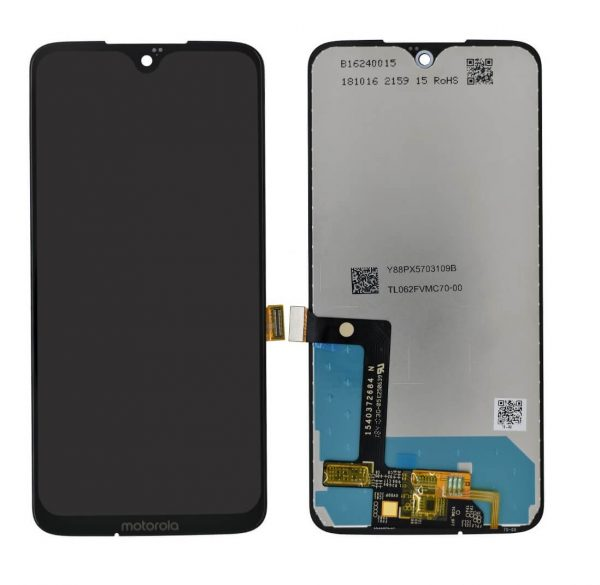 Motorola Moto G7 Display and Touch Screen Replacement