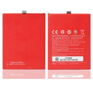 Original OnePlus X Battery Replacement 2525mAh BLP607