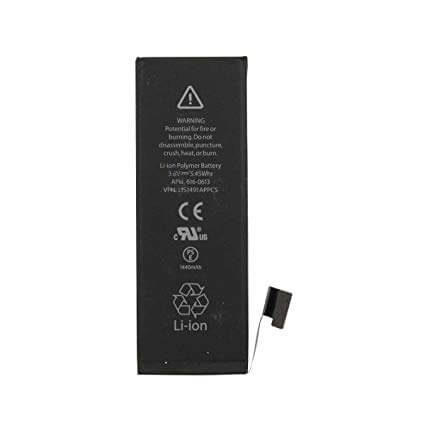 Original Apple iPhone 5s Battery Replacement