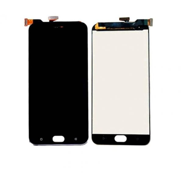 Original Oppo A59 display and touch screen replacement black price in chennai india