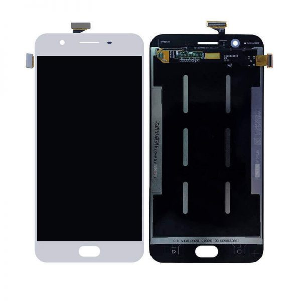 Original Oppo A59 display and touch screen replacement white price in chennai india