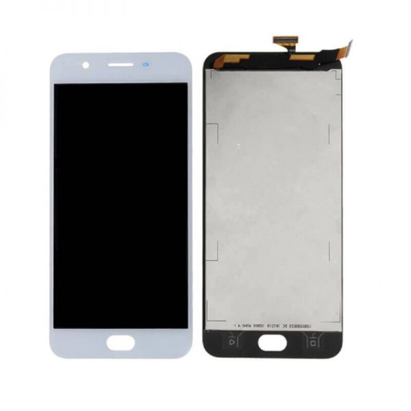 Original Oppo F1s display and touch screen replacement white price in chennai india A1601