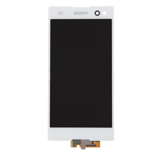 Original Sony Xperia C3 LCD Display and Touch Screen Replacement Cost
