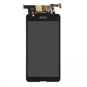 Original Sony Xperia E4G LCD Display and Touch Screen Replacement Cost