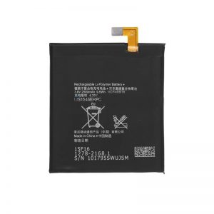 Original Sony Xperia T3 Battery Replacement