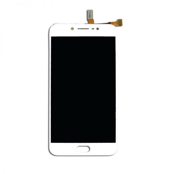 Vivo V5s Vivo 1713 display and touch screen replacement in india white