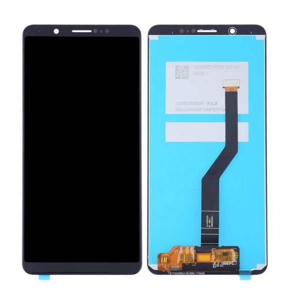 Vivo 1716 Vivo V7 Plus display and touch screen replacement in india black (Vivo V7+)
