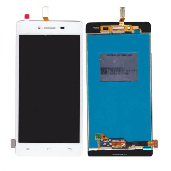 Vivo Y51L display and touch screen replacement in india white