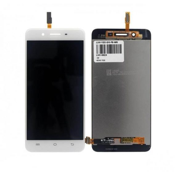 Vivo Y53 display and touch screen replacement in india white