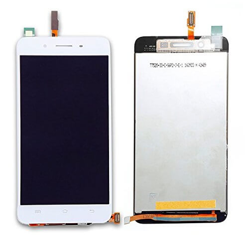 Vivo 1610 Vivo Y55s display and touch screen replacement in india white