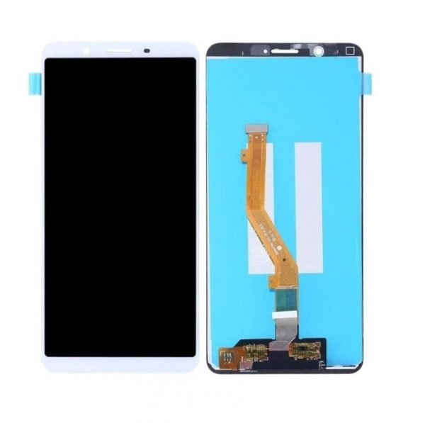 Vivo Y71i Vivo 1801 display and touch screen replacement in india white