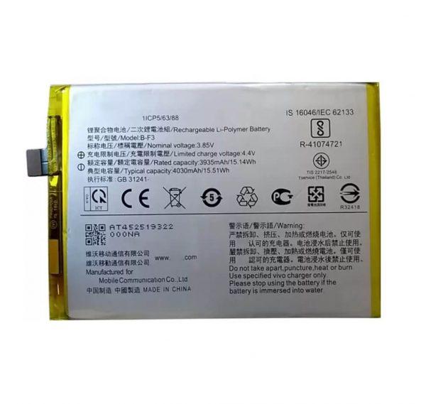 Original Vivo Y91 Battery Replacement