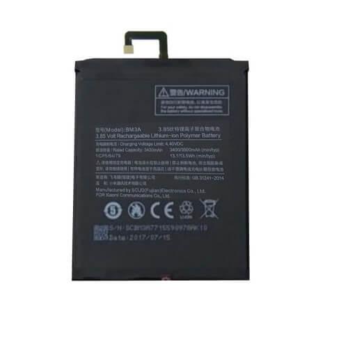 Original Xiaomi Mi Note 3 Battery Replacment 3500mAh BM3A