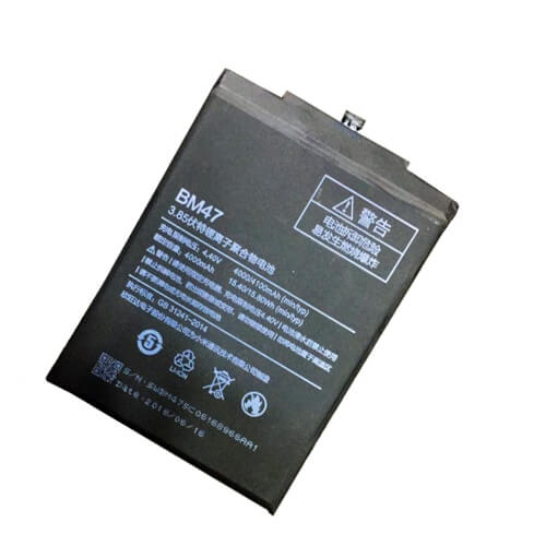 Original Xiaomi Redmi 3S Prime Battery Replacment 4100mAh BM47