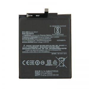 Original Xiaomi Redmi 6A Battery Replacment BN37
