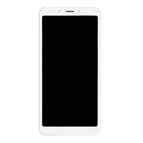 Xiaomi Redmi 6A display and touch screen replacement White