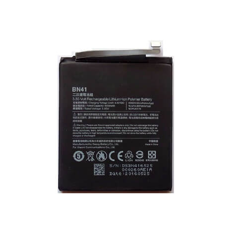 Original Xiaomi Redmi Note 4X Battery Replacment 4100mAh BN41
